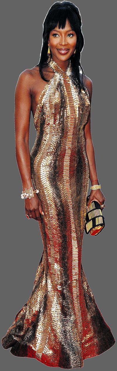 """Terá Naomi Campbell recebido  um """"diamante de sangue""""?"""