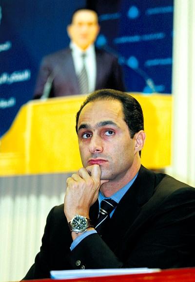 a estranha campanha para carregar gamal mubarak até ao trono do