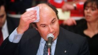 Vale e Azevedo foi presidente do Benfica entre 1997 e 2000