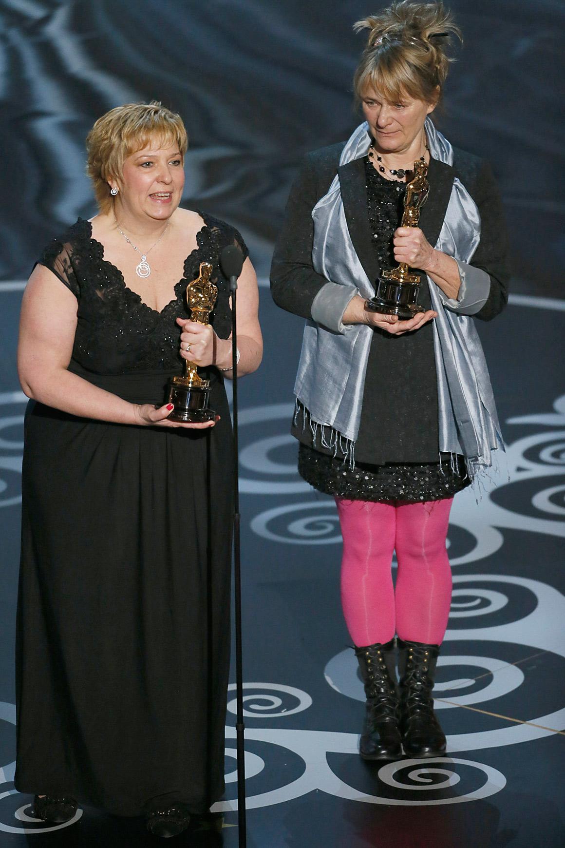 Lisa Westcott e Julie Dartnell
