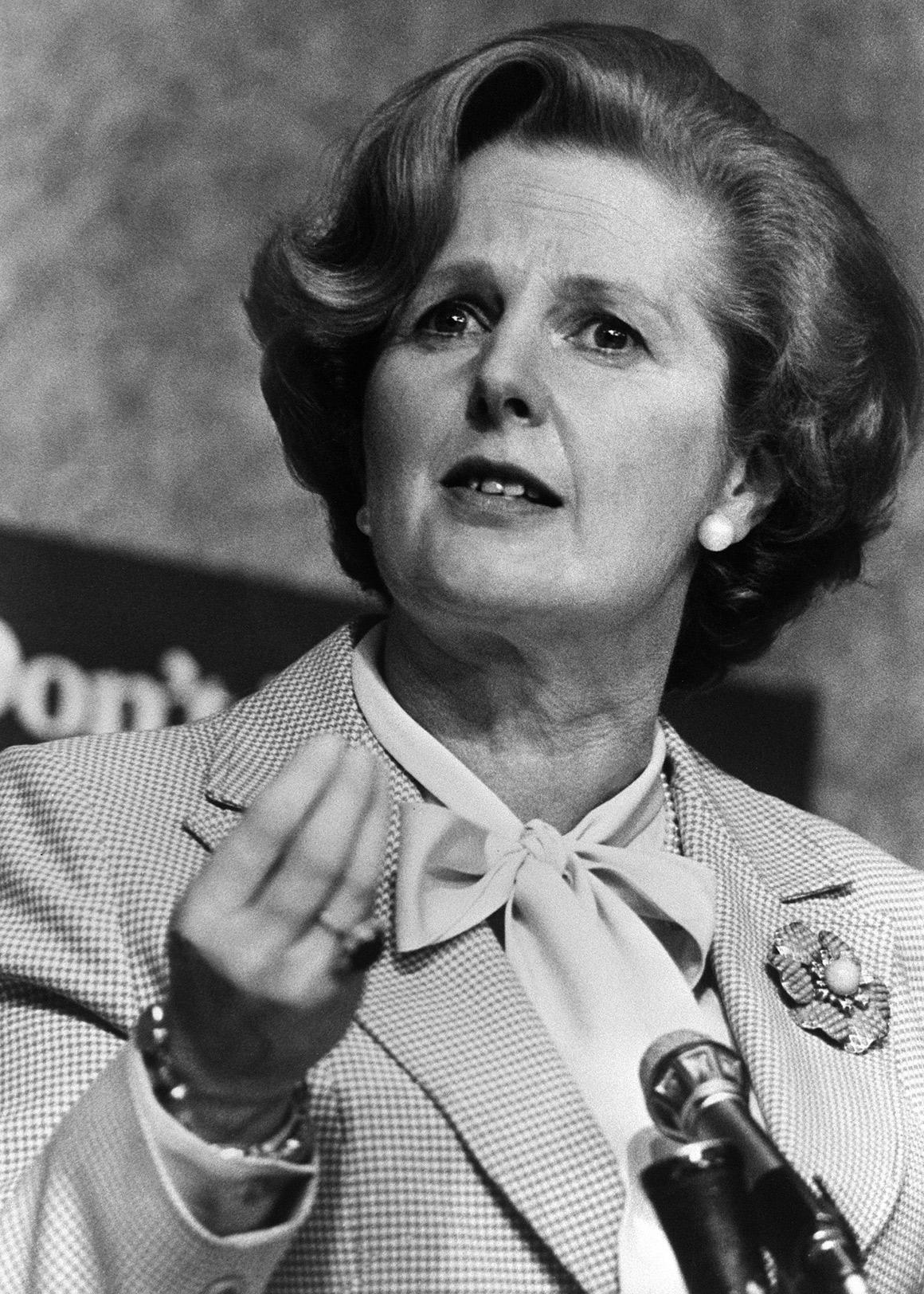 A Dama de Ferro marcou profundamente a história política do Reino Unido