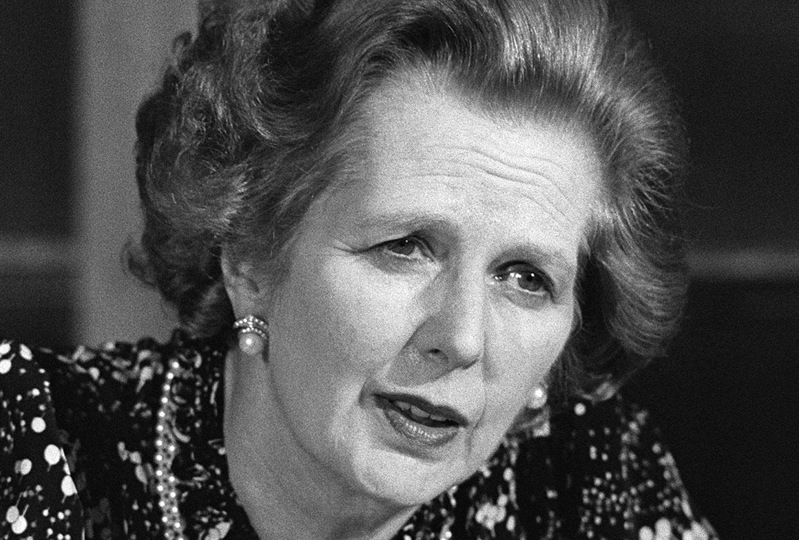 Margaret Thatcher é uma figura política incontornável na segunda metade do século XX