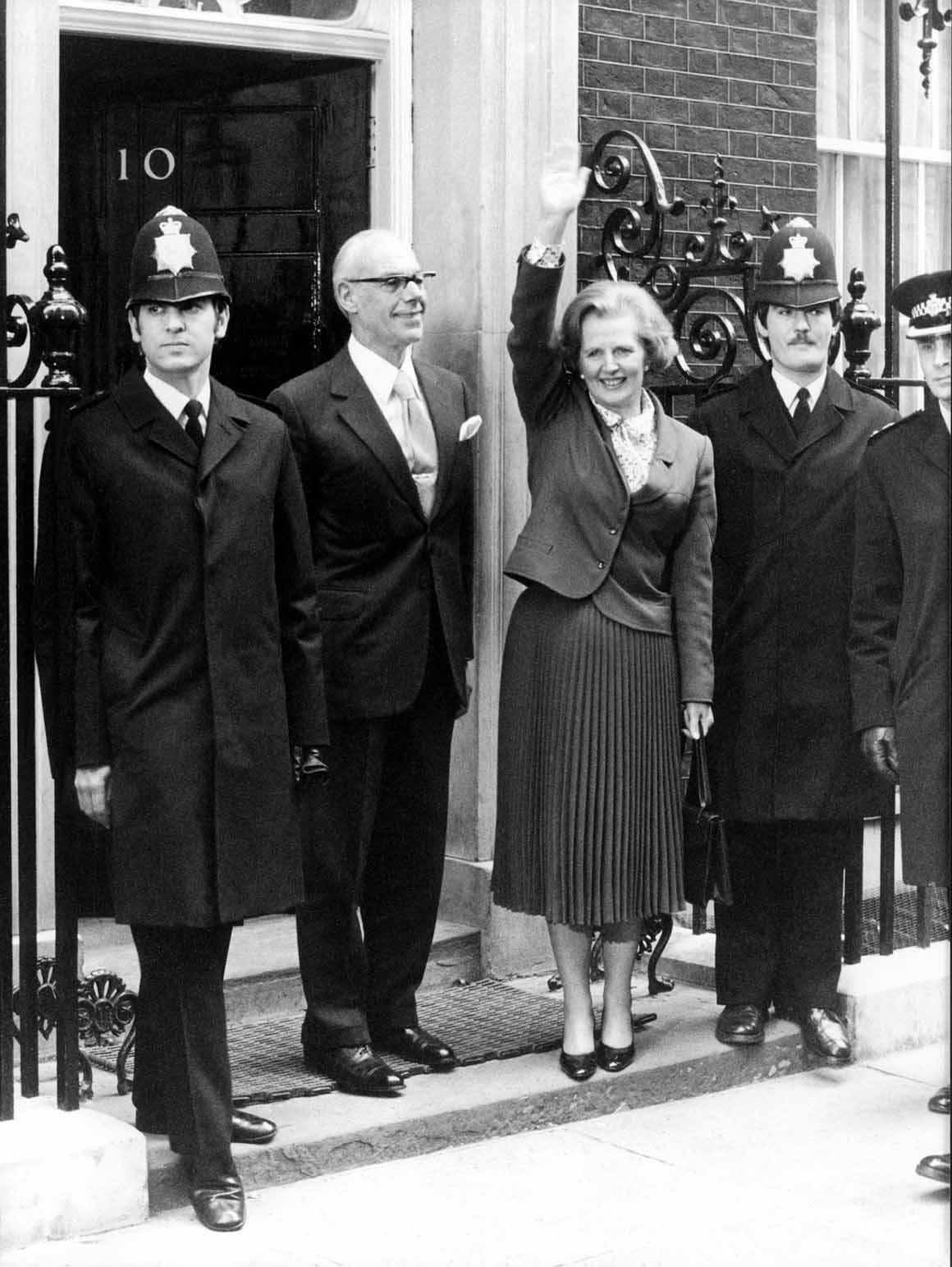 Em 1979, tornou-se a primeira mulher a chegar a primeira-ministra no Reino Unido