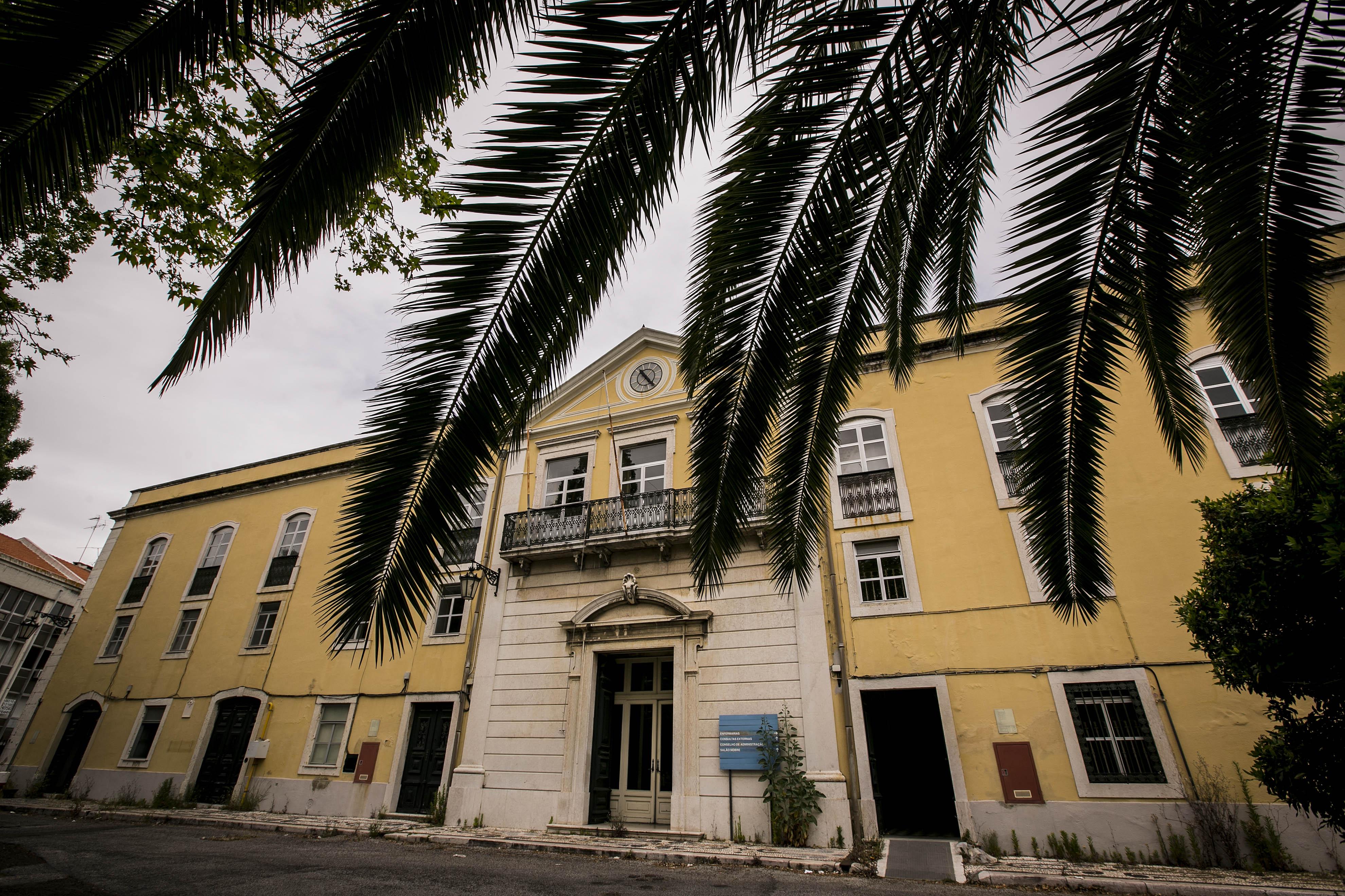 O hospital Miguel Bombarda foi encerrado em 2011.