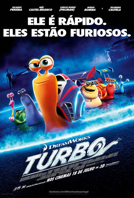 Turbo - Cinecartaz