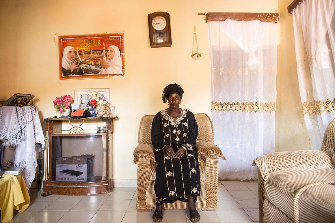 Sanu Mané tinha 15 anos quando se tornou lavadeira do militar de quem veio a ter uma filha