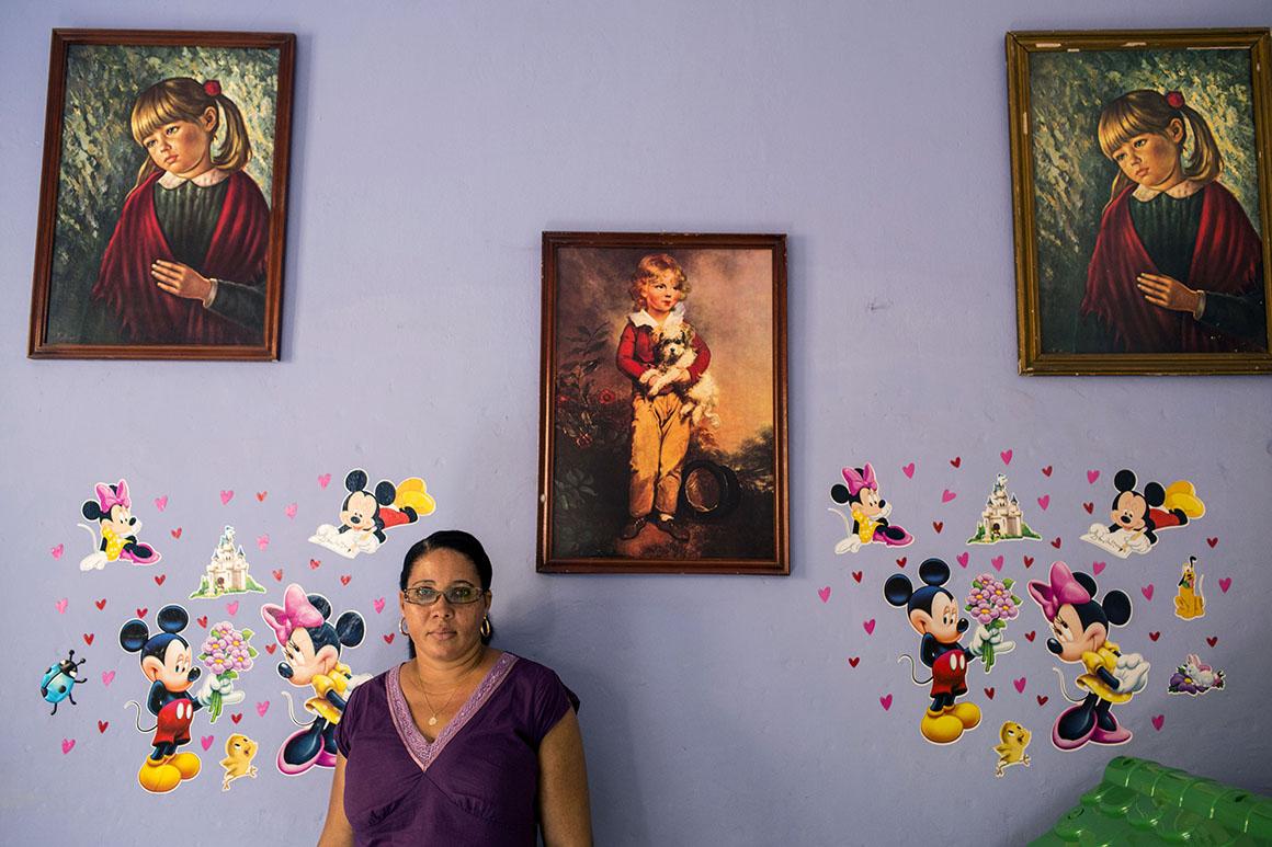 Higina Silva é professora primária numa escola portuguesa em Bissau