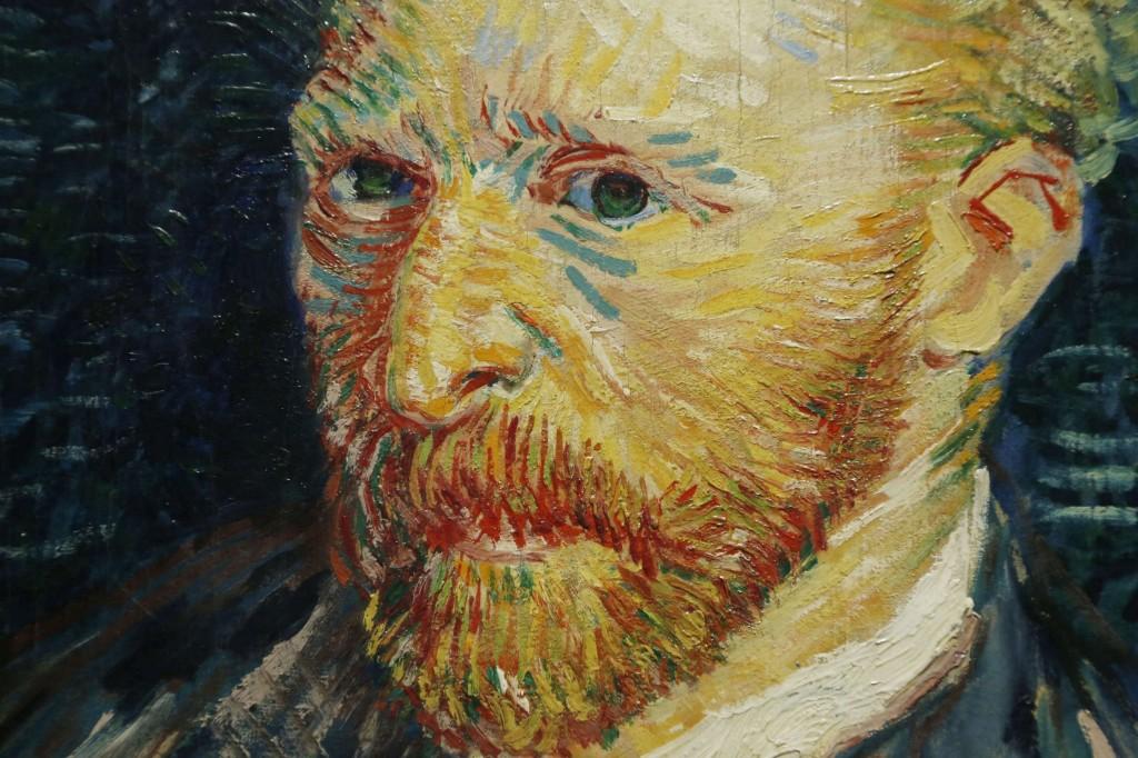 Exposição reúne 45 pinturas de Van Gogh