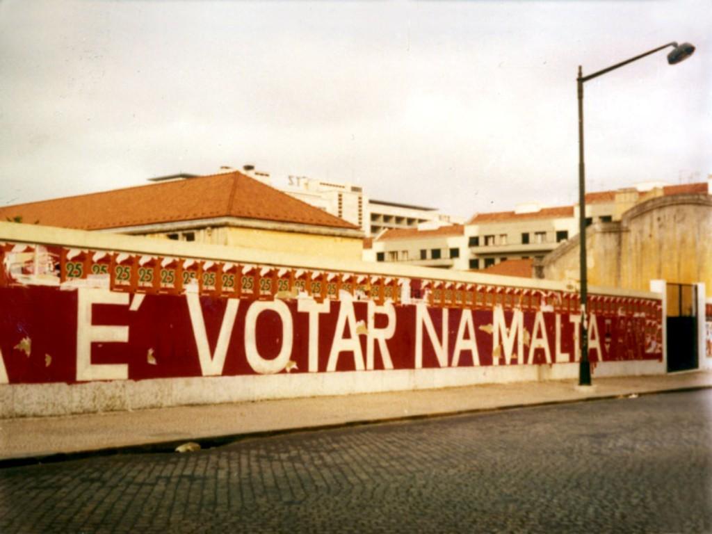 Lisboa, Rua Artilharia 1