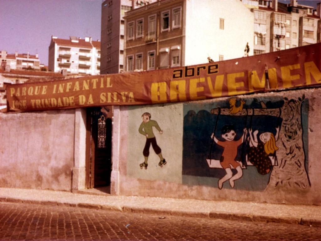 Lisboa, Rua Maria Pia