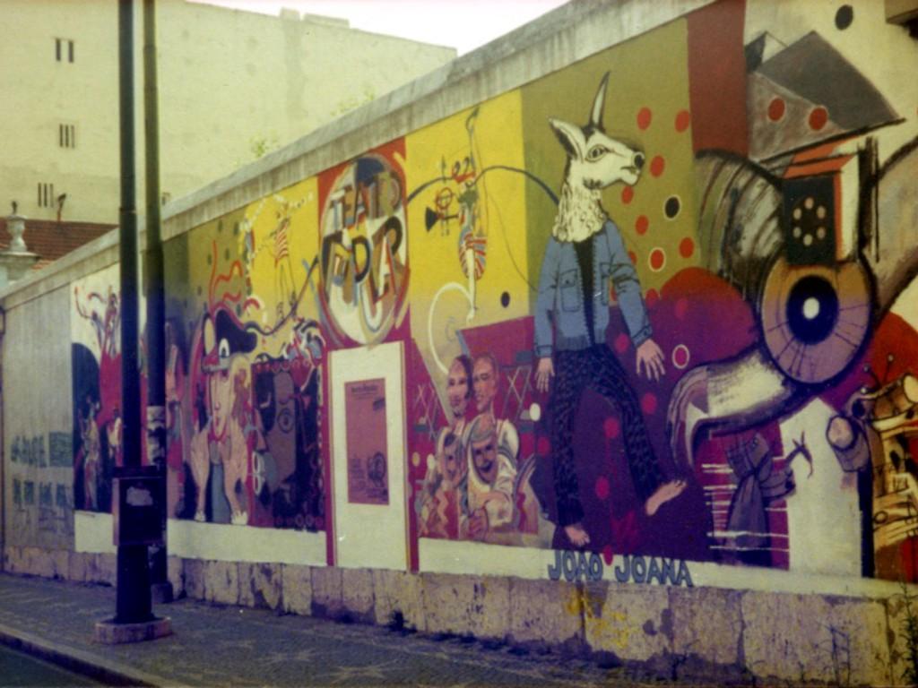 Lisboa, Rua António Maria Cardoso