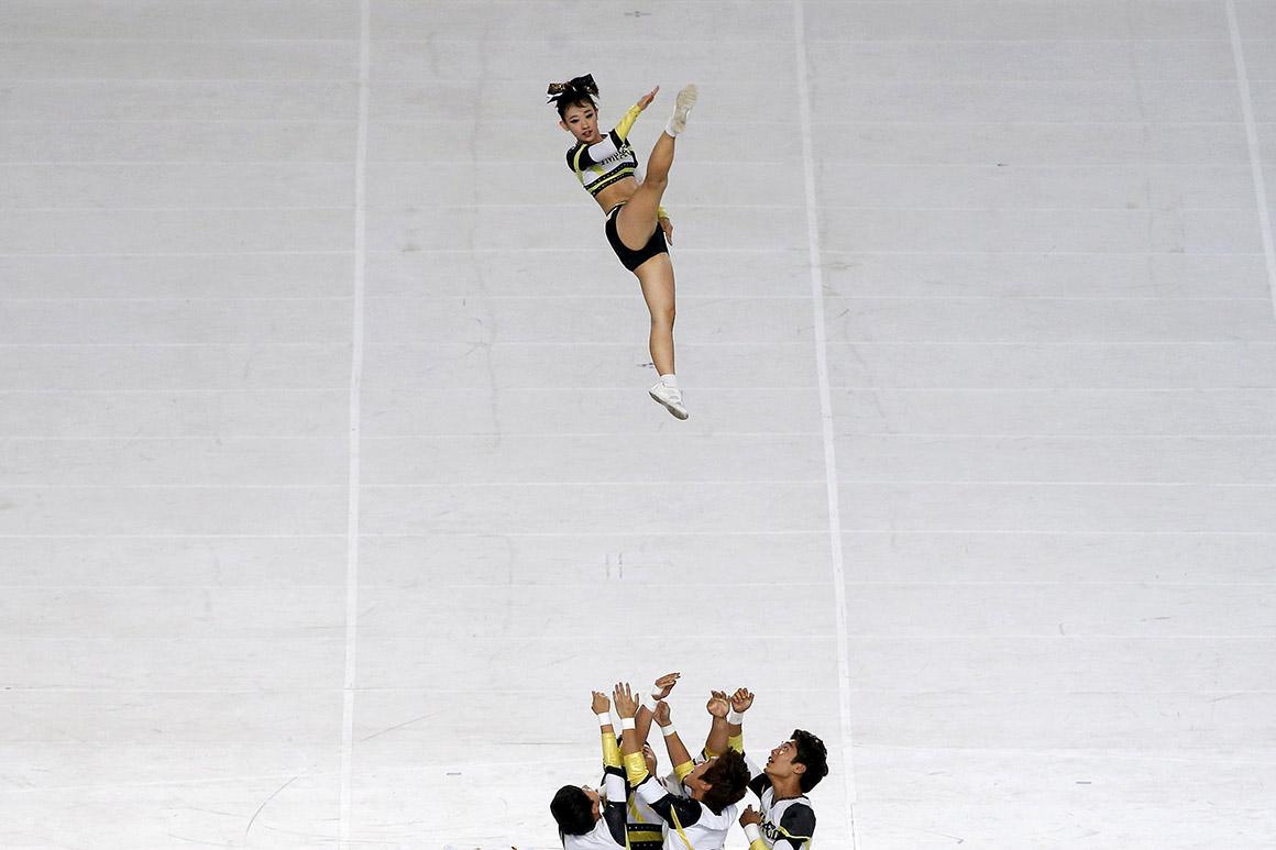 Cerimônia da abertura dos jogos Asiáticos, Coreia do Sul