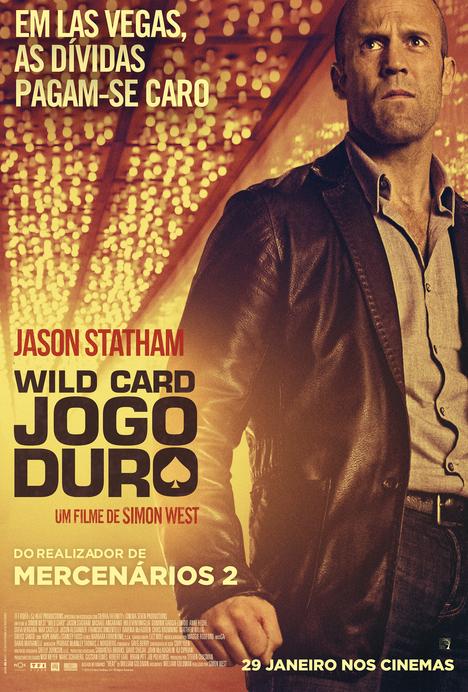 Wild Card - Jogo Duro - Cinecartaz