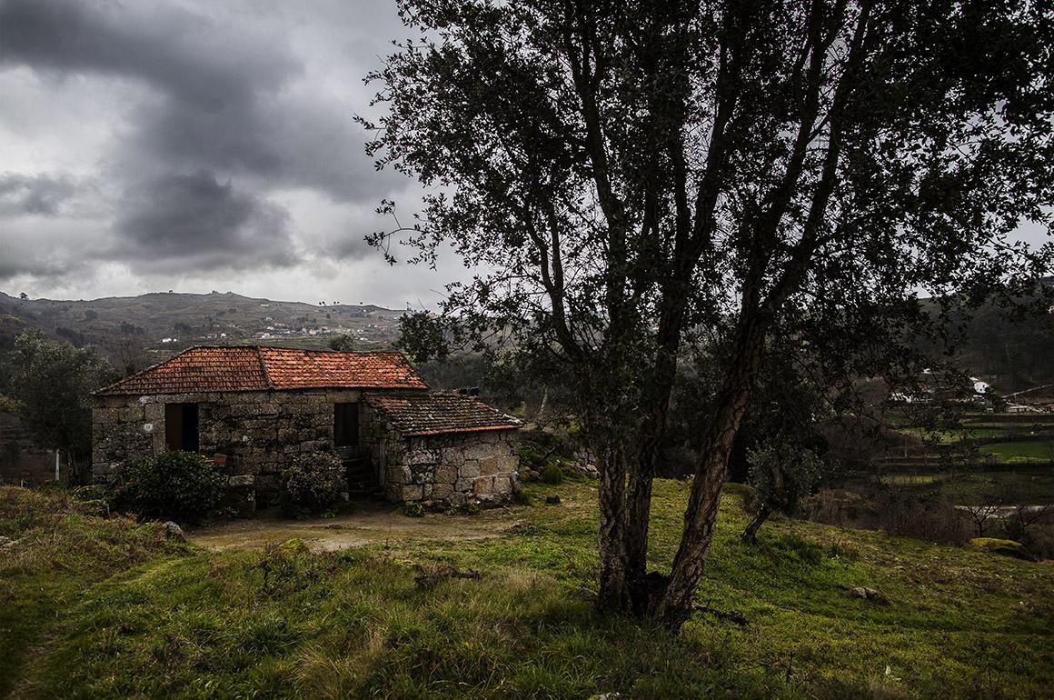 A casa de Olga, em Marco de Canaveses