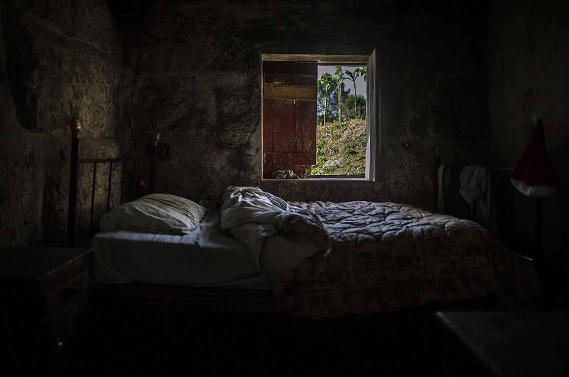 O quarto de João Monteiro