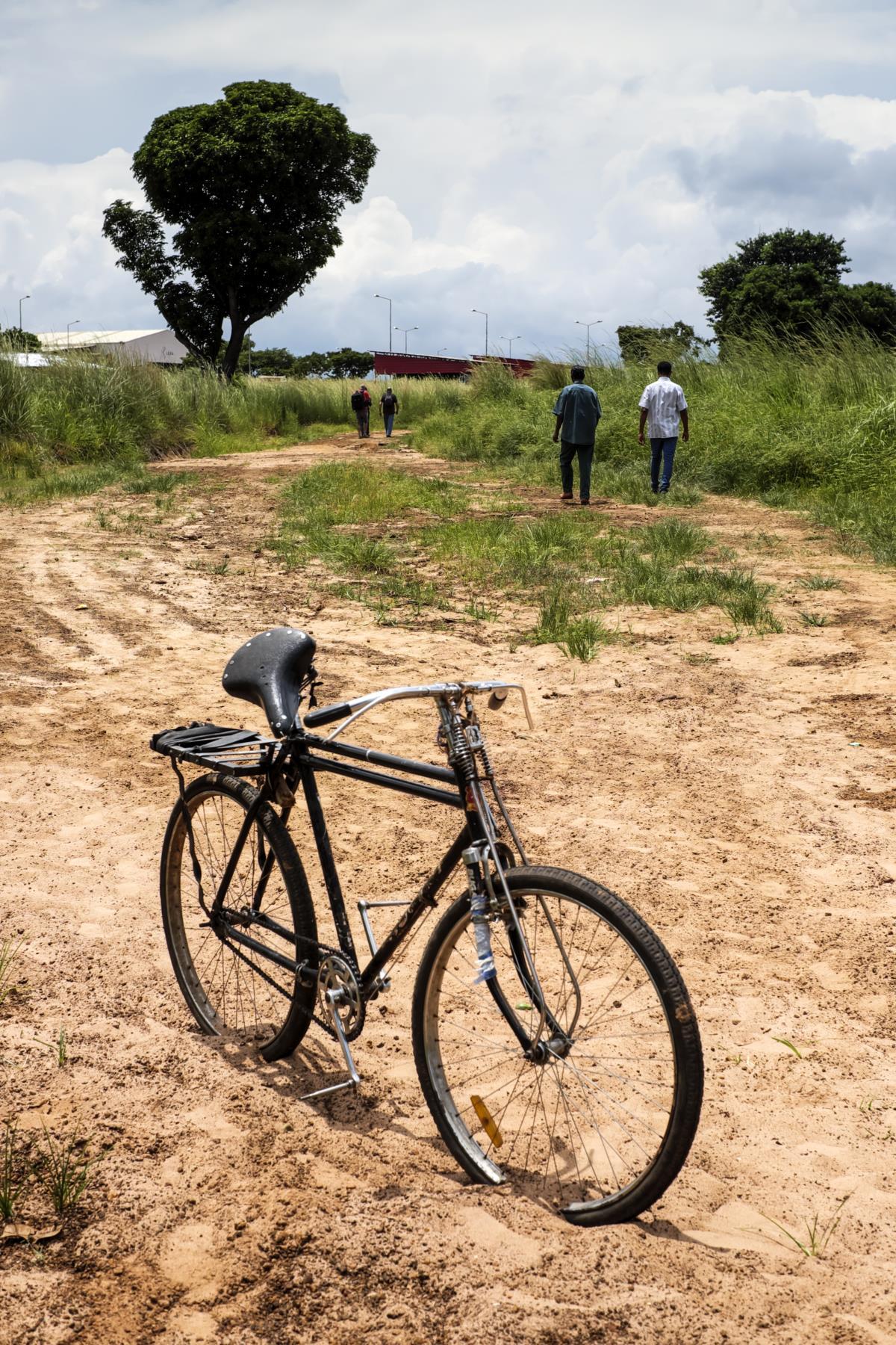No Luvuei, a aldeia onde António viveu com a mãe de Jorge