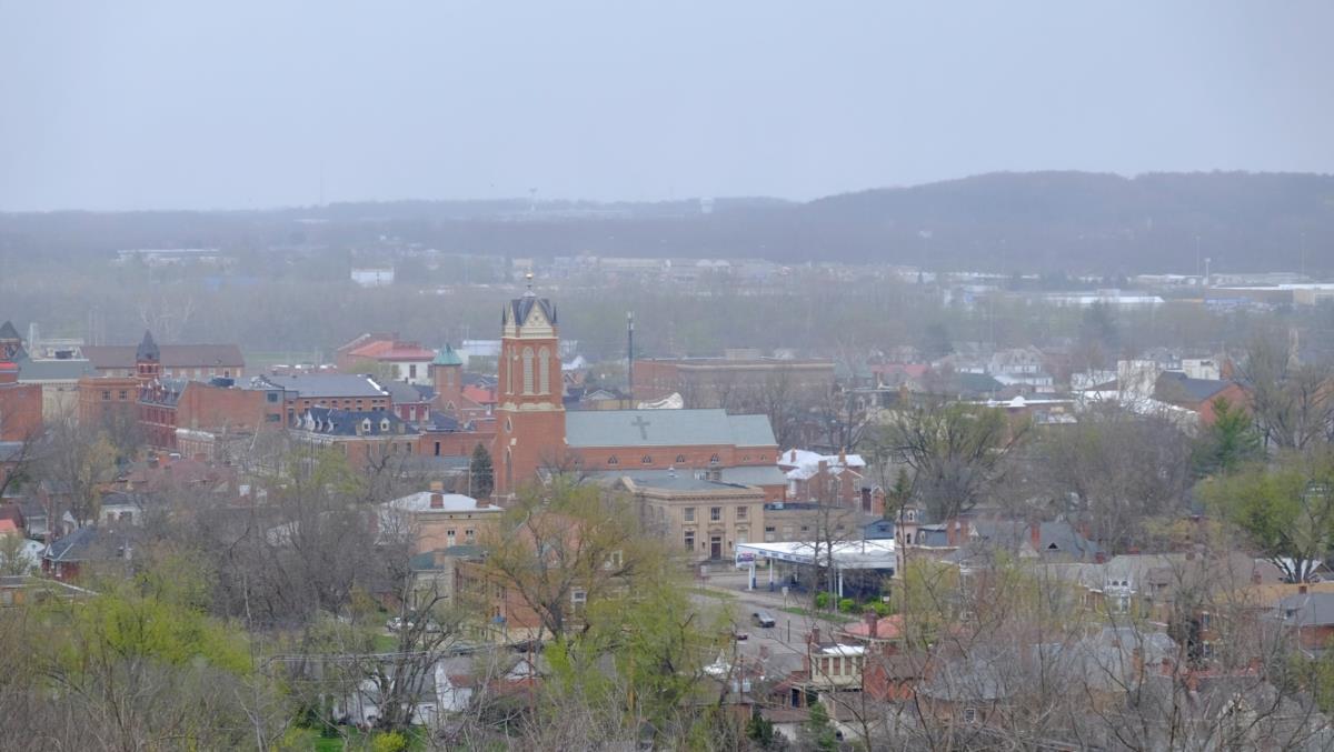Chillicothe chegou a ser a primeira capital do Ohio