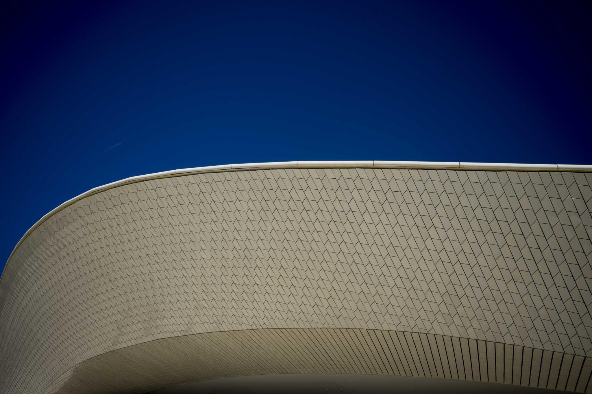 O novo edifício abre ao público a 5 de Outubro