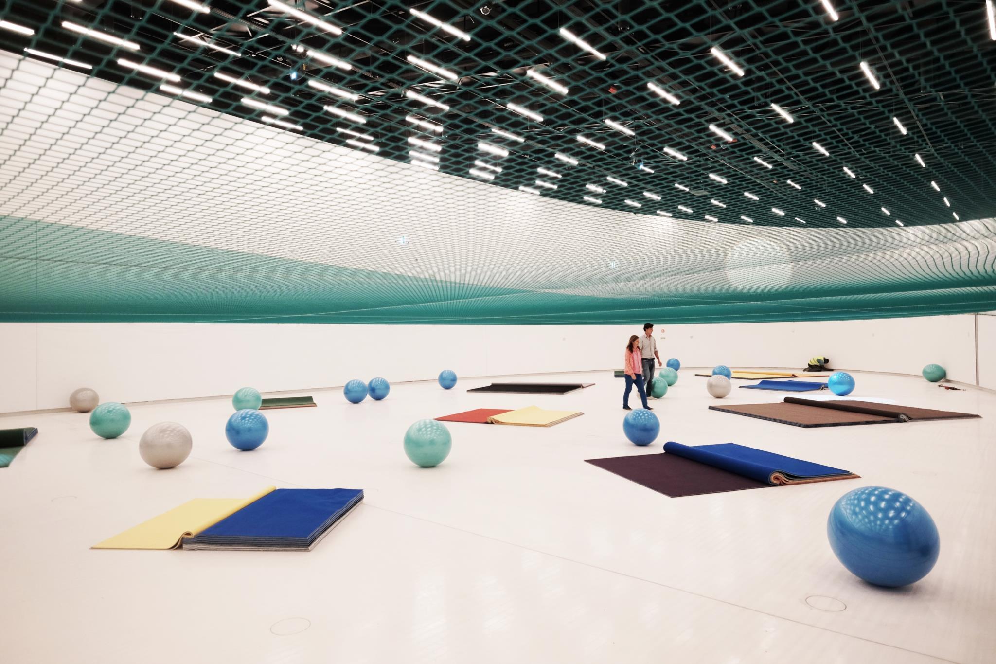 Os artistas vão construir obras pensadas especificamente para o espaço do novo museu