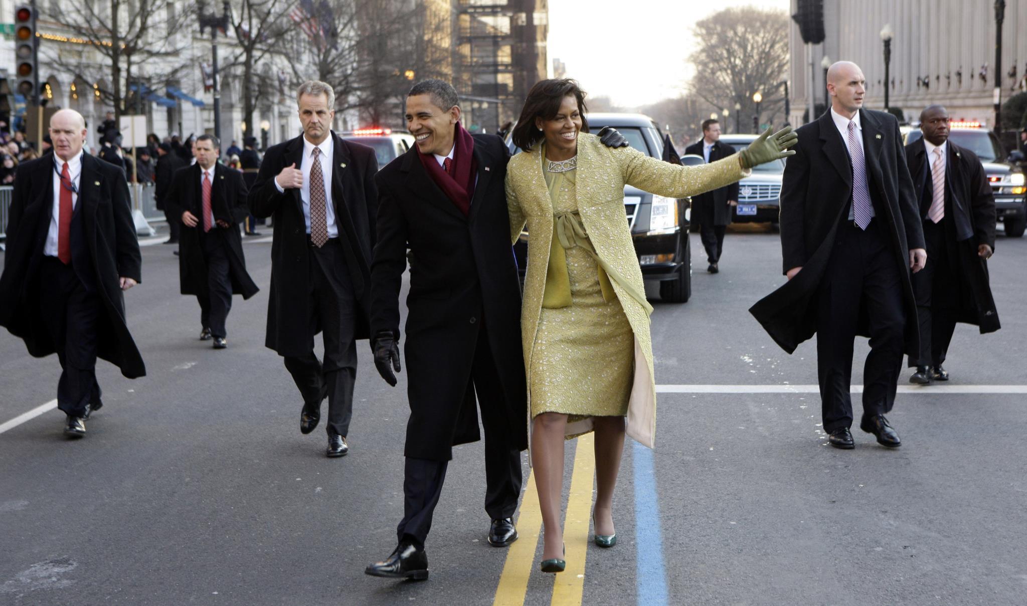 Aos 47 anos, o democrata foi o primeiro afro-americano a assumir a liderança dos EUA