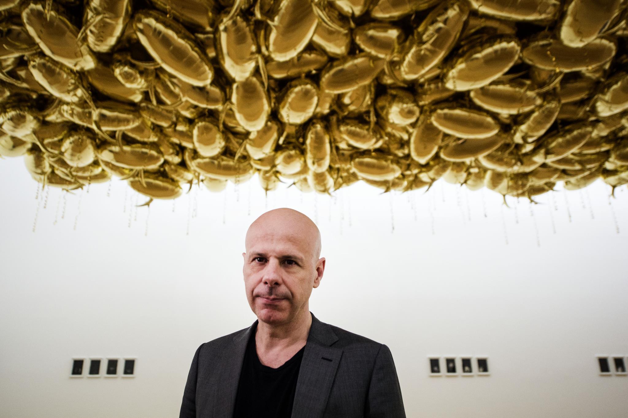 PÚBLICO - O visitante tem de inventar a arte