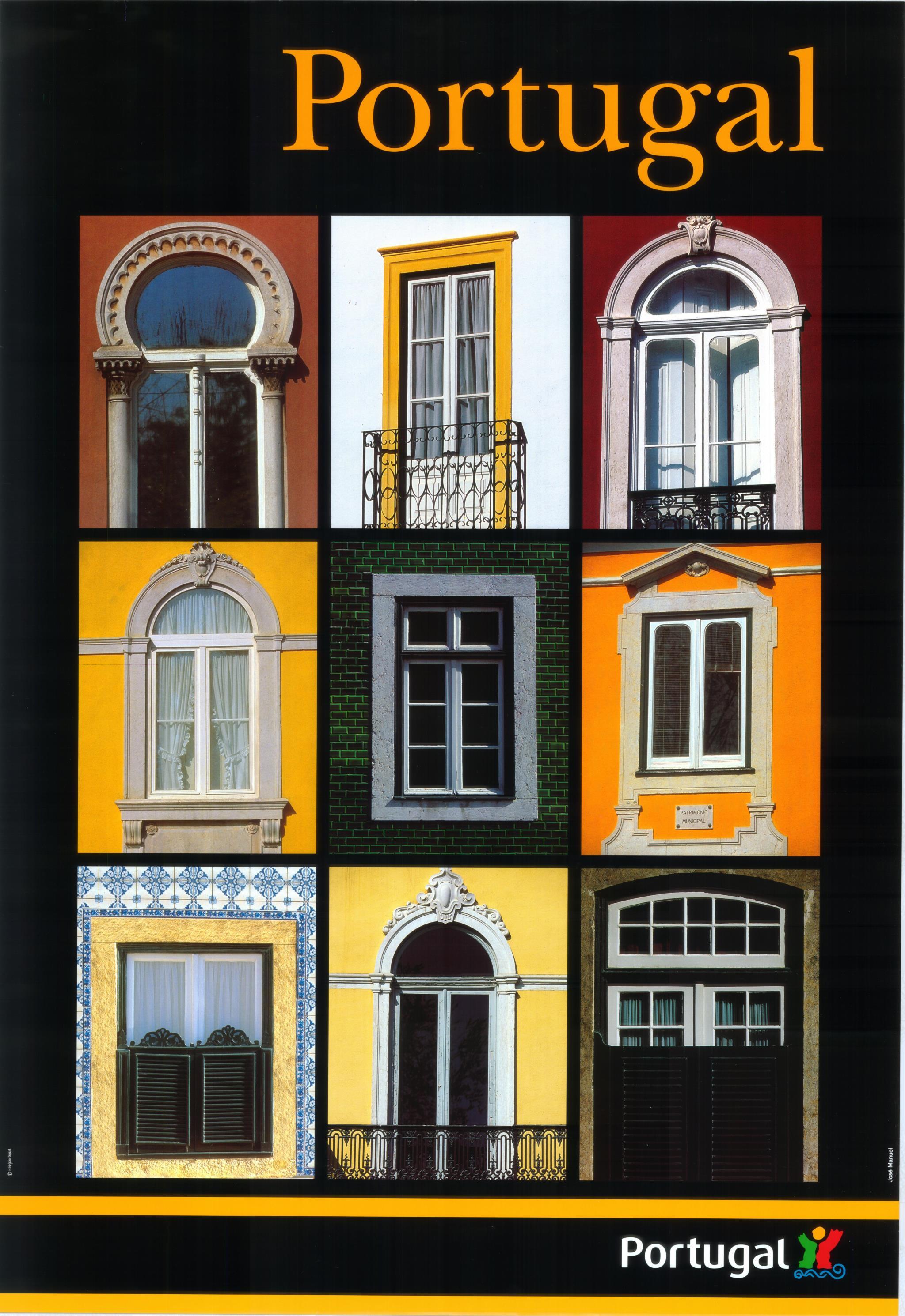 PÚBLICO - Cartaz da mesma série, que durou até ao lançamento de uma campanha específica para o Euro 2004