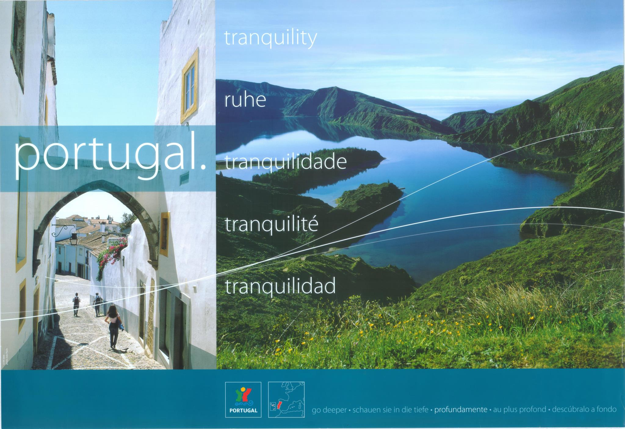 PÚBLICO - Cartaz de campanha criada em 2004