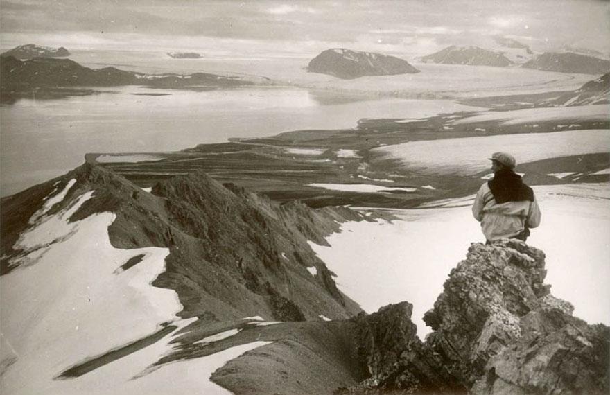 Svalbard, Noruega, início do séc. XX
