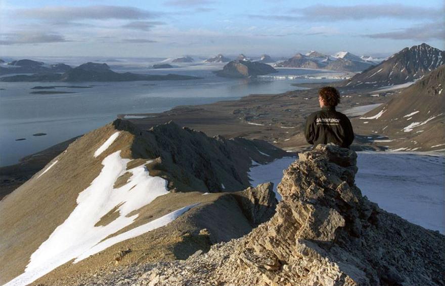 Svalbard, Noruega, 2002