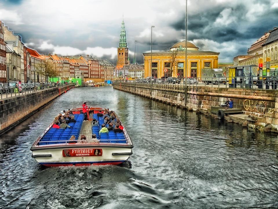 2.º: Dinamarca