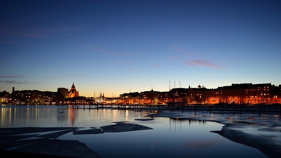 5.º: Finlândia