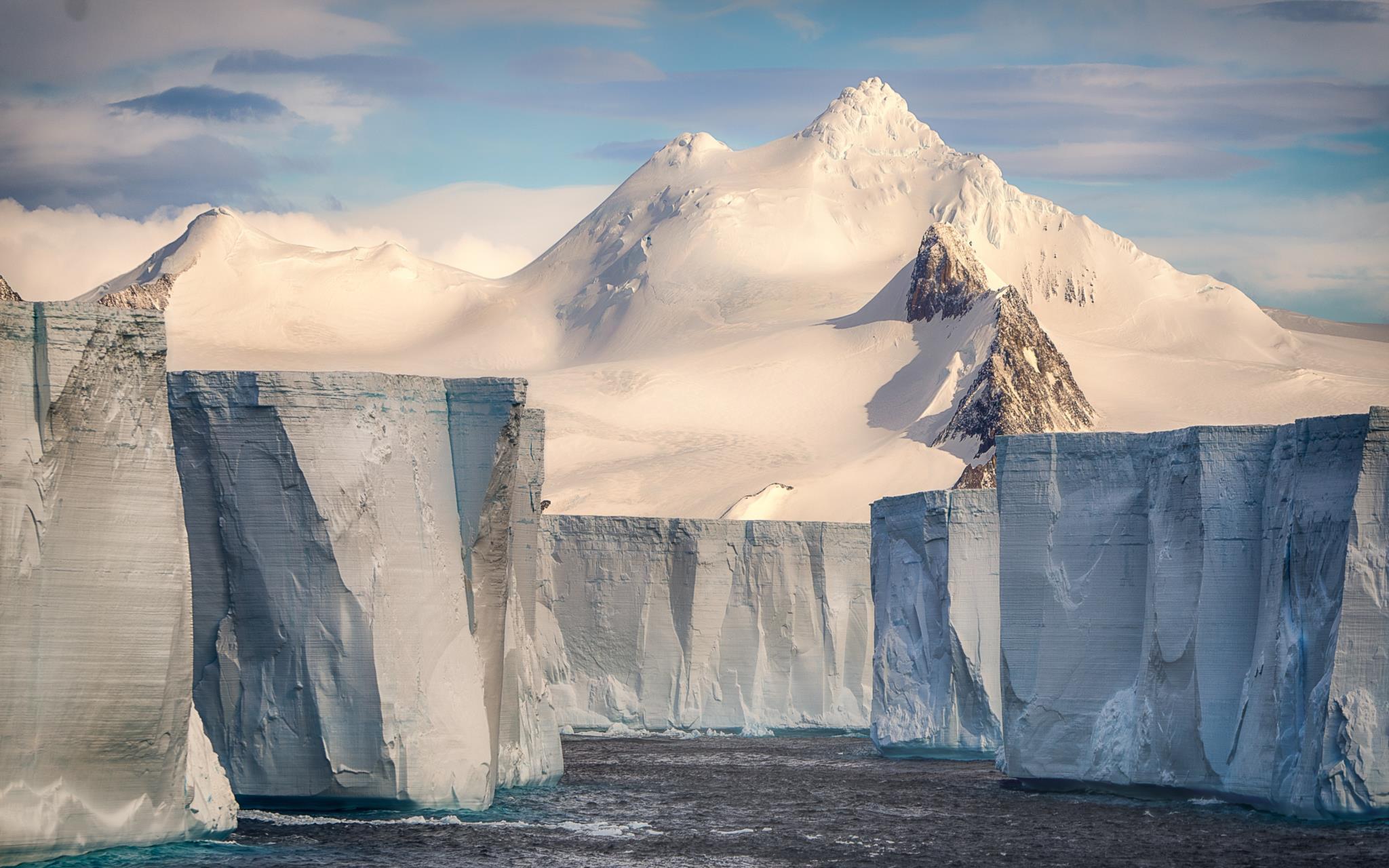 Península Antárctica (1.º prémio - França)