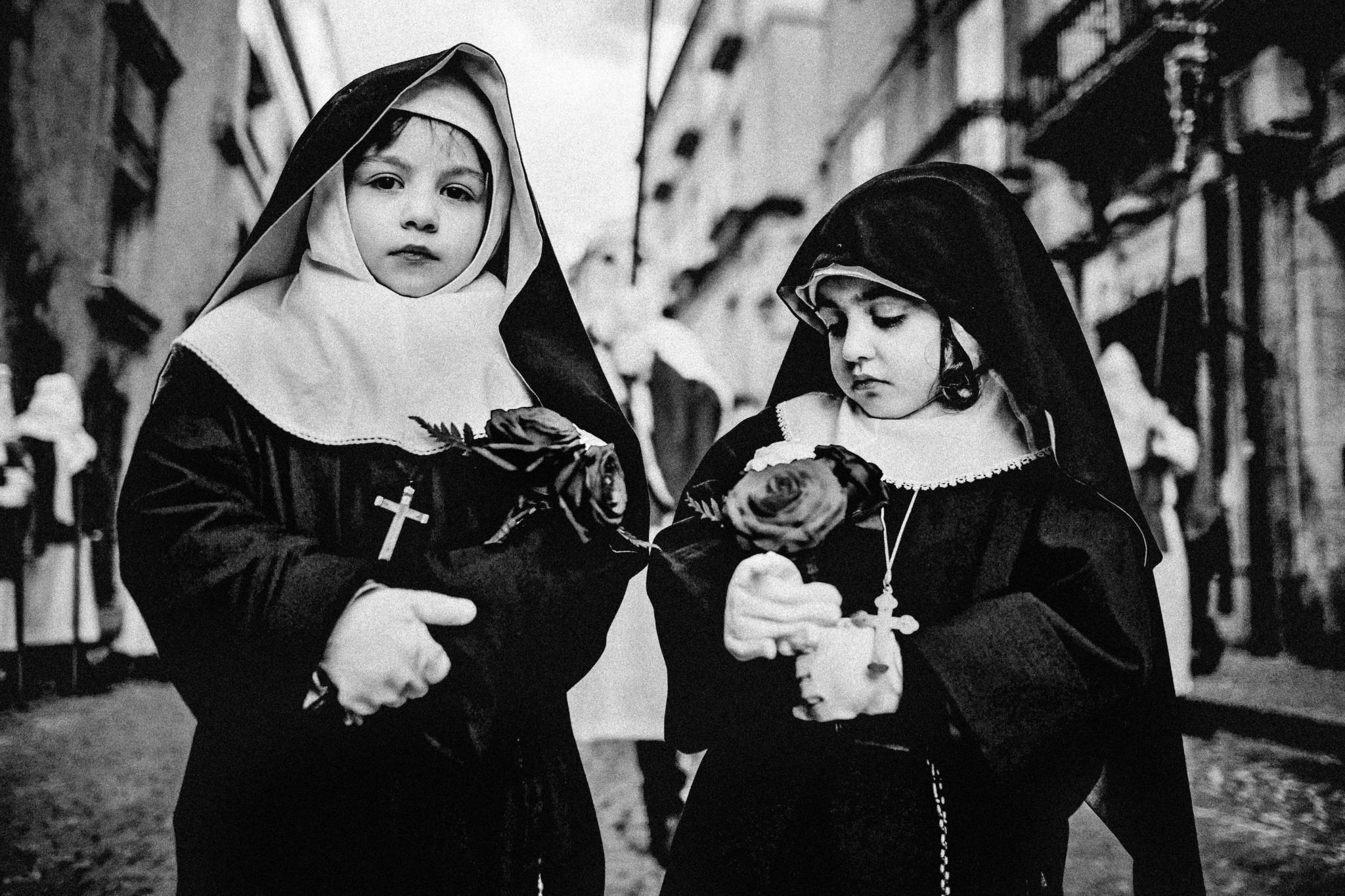 Sexta-feira Santa na cidade de Enna (1.º prémio - Itália)