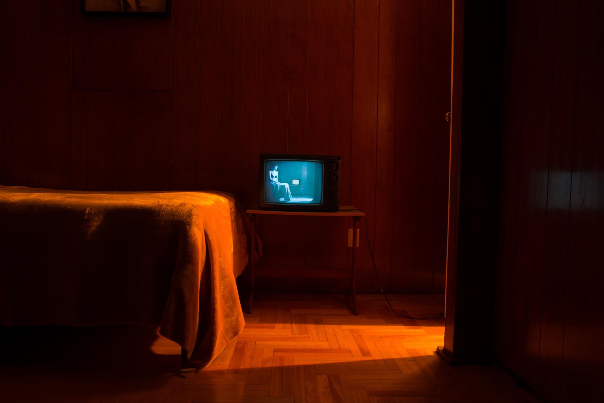 Fotografia que faz parte da série <i>Our Life in the Shadows</i>(1.º prémio - México)