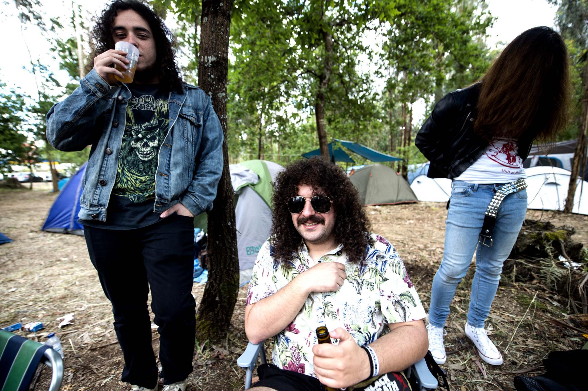 PÚBLICO - Metalfest: a tradição cumpre-se há 20 anos em Barroselas