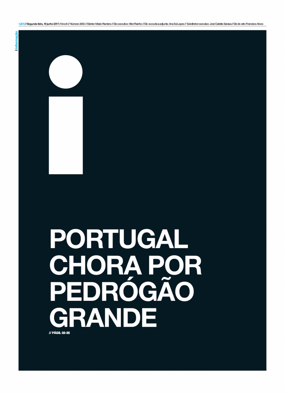 """i"", Portugal"