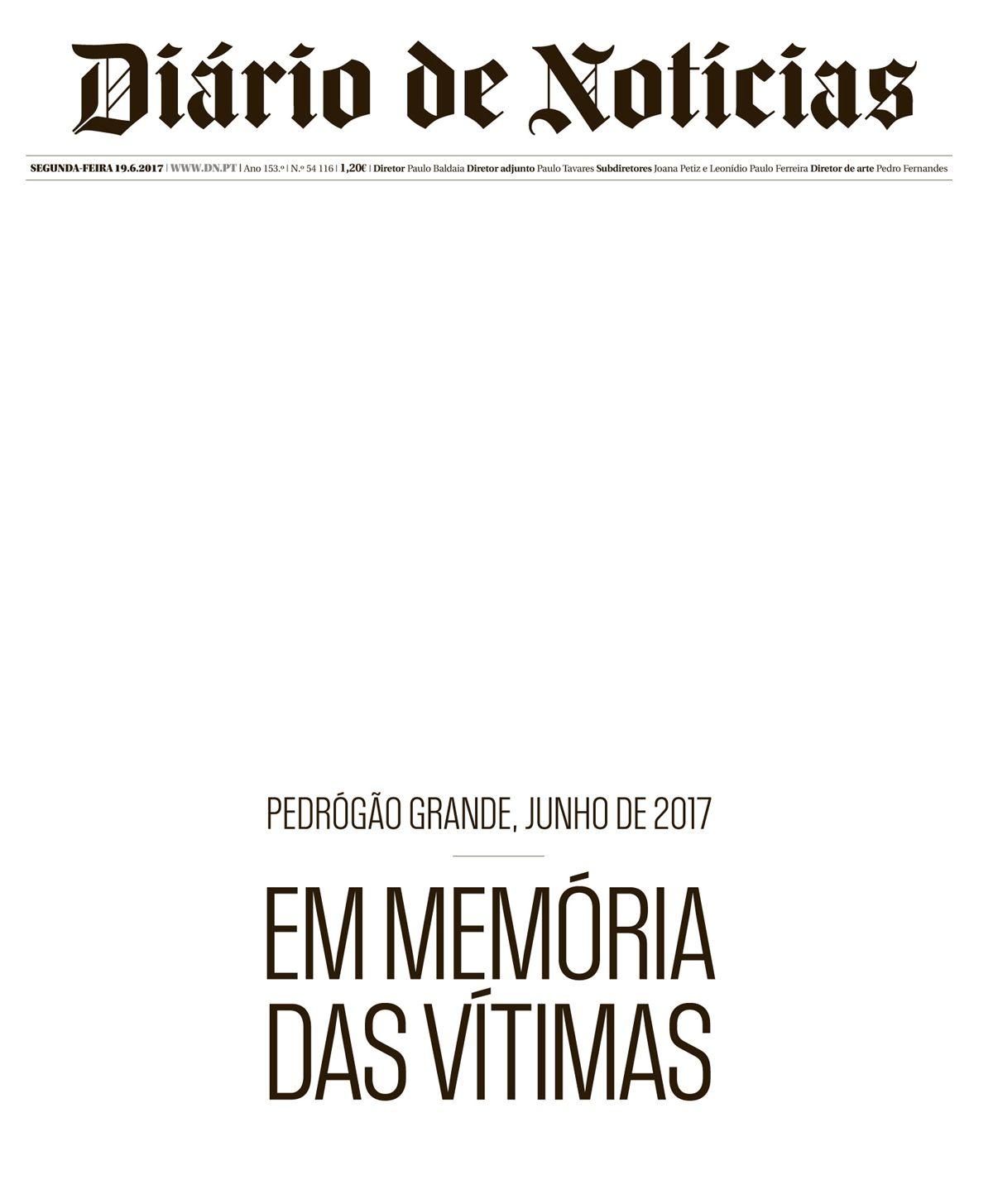 """""""Diário de Notícias"""", Portugal"""