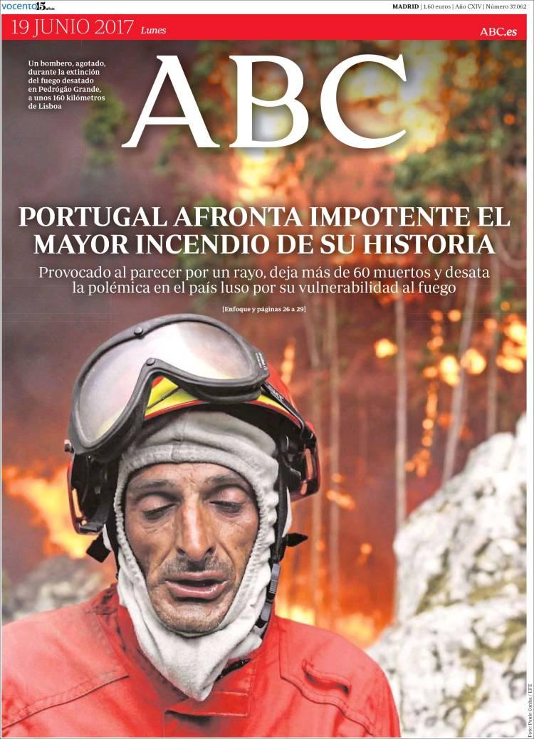 """ABC"", Espanha"