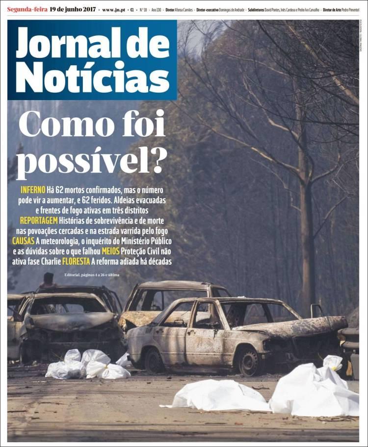 """""""Jornal de Notícias"""", Portugal"""