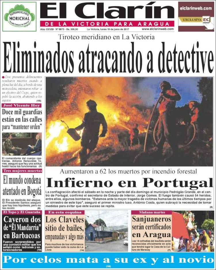 """""""El Clarín"""", Venezuela"""