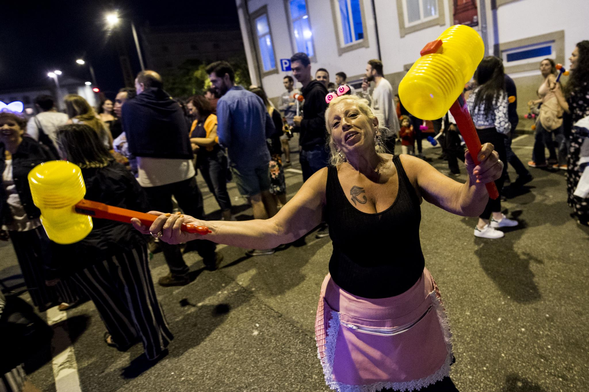 PÚBLICO - O Porto saiu à rua sem balão na sua festa de eleição