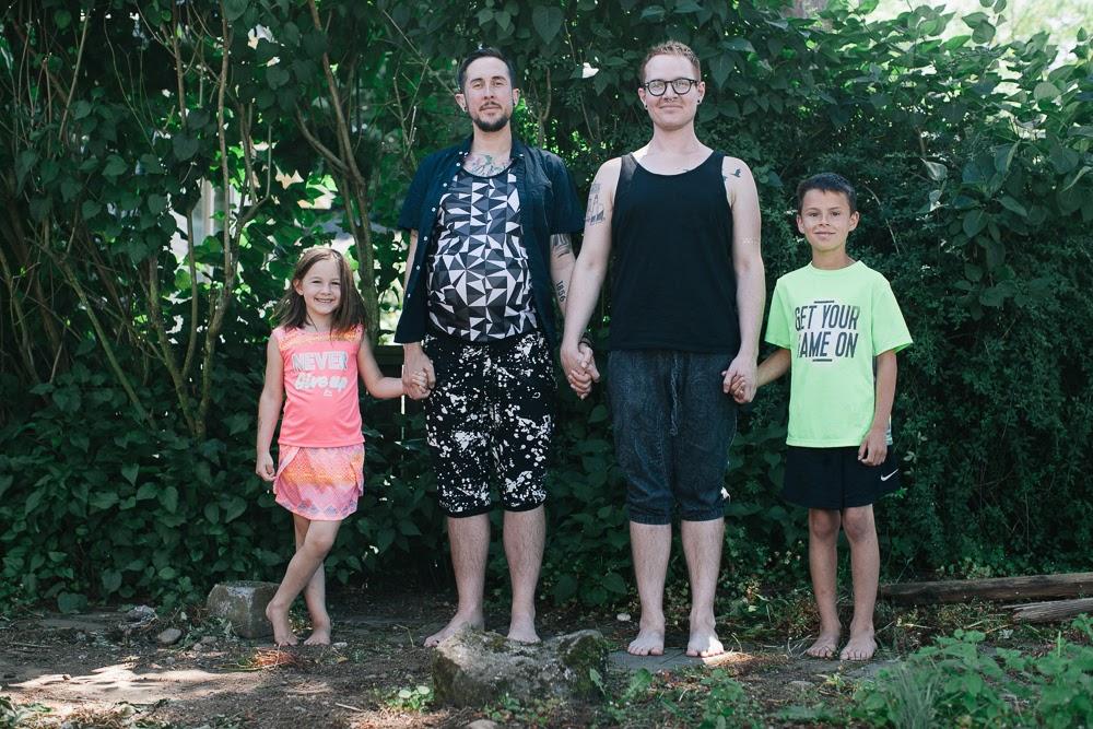 Uma família diferente, mas igual