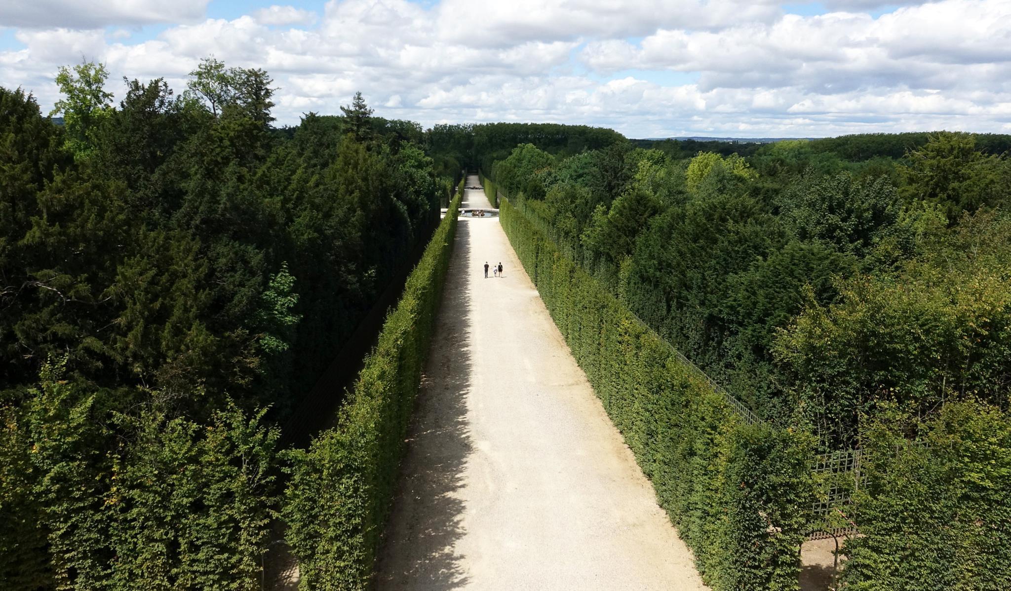 Jardins do Palácio de Versailles