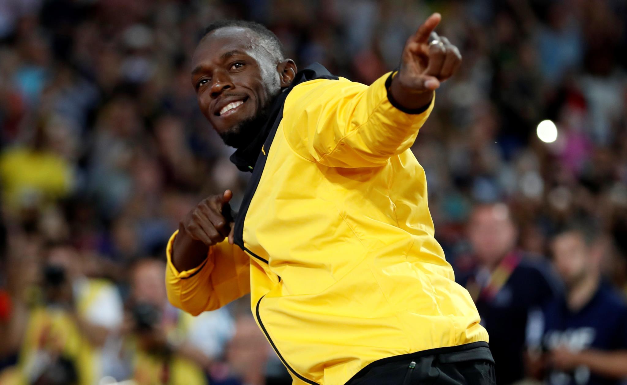 """""""Sou livre, finalmente. Desde os dez anos que a minha vida foi só atletismo. Quero relaxar"""", disse Bolt no final da prova"""