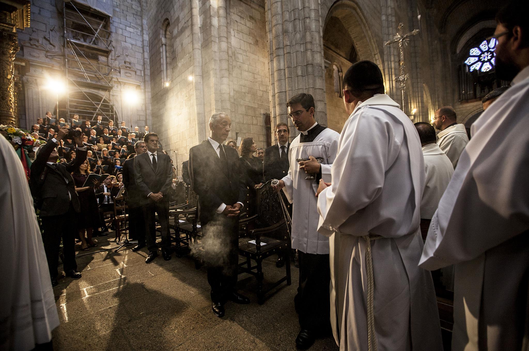 Funeral do Bispo do Porto, D.António