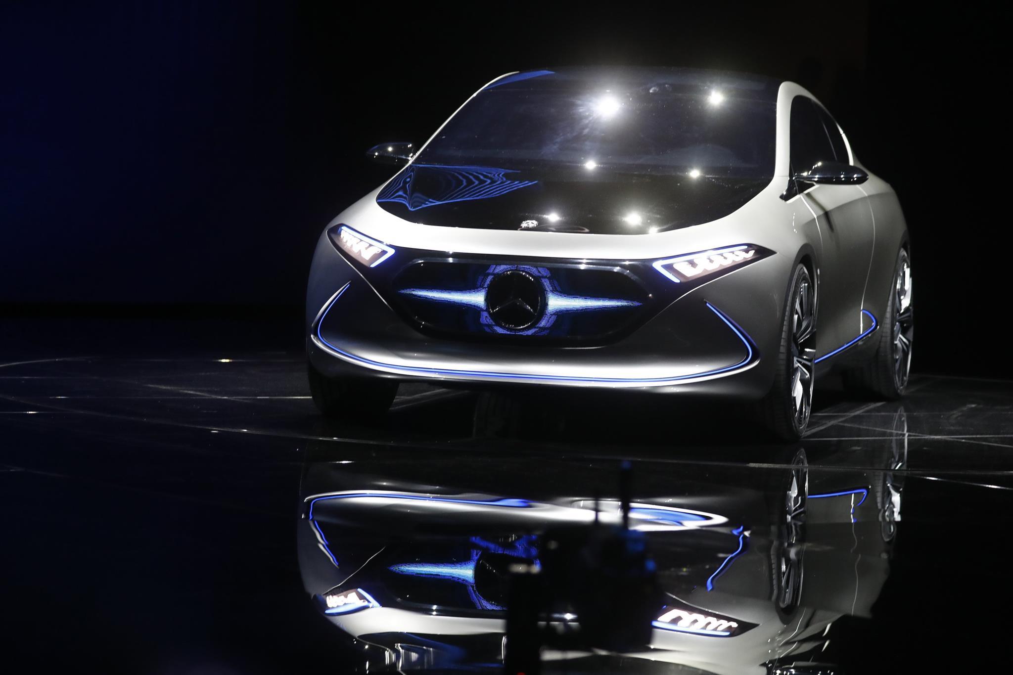 Novo Mercedes EQA