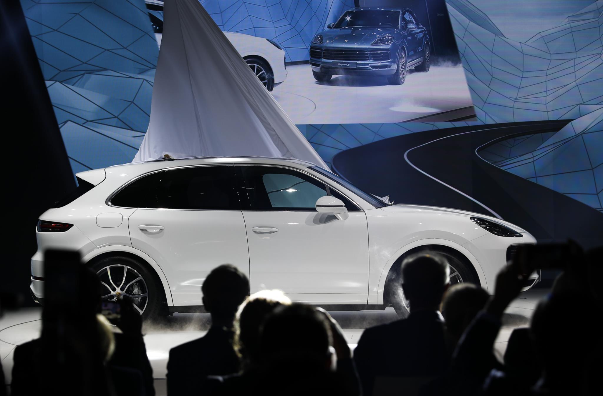 Novo Porsche Cayenne