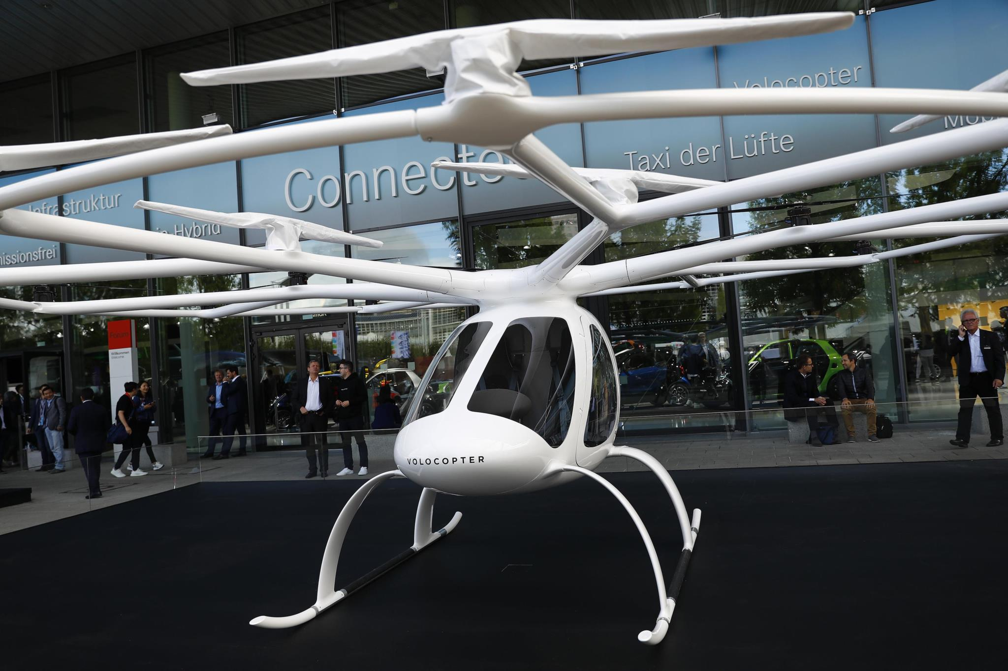 Volocopter da Mercedes