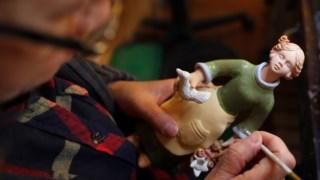 """A classificação da """"Produção de Figurado em Barro de Estremoz"""", vulgarmente conhecida como """"Bonecos de Estremoz"""", foi decidida na 12.ª Reunião da UNESCO"""
