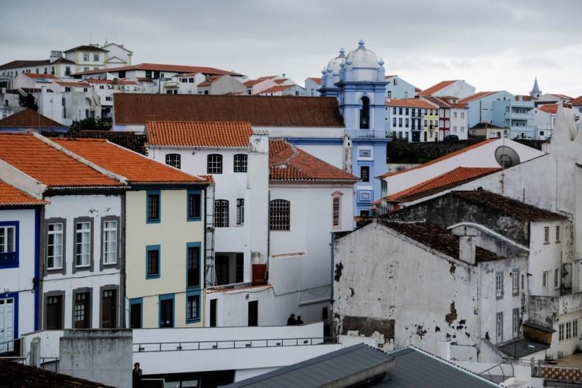 Centro histórico de Angra do Heroísmo (Açores). Património Mundial desde  1983 PÚBLICO Nuno Ferreira Santos 741dfc37727c5